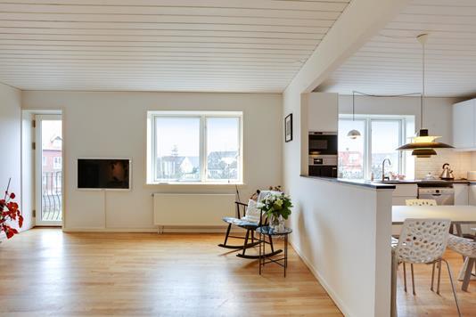 Ejerlejlighed på Gammel Køge Landevej i Hvidovre - Stue