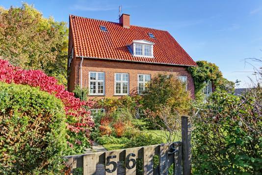 Villa på Fortunvej i Charlottenlund - Ejendommen