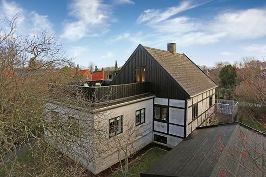Villa på Kildeskovsvej i Gentofte - Ejendommen