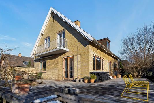 Villa på Ridehusvej i Gentofte - Andet