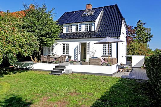 Villa på Kildegårdsvej i Hellerup - Ejendommen