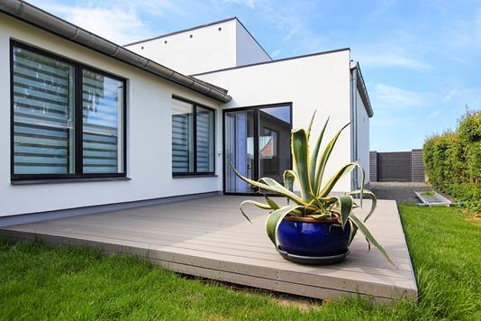 Villa på Helder Alle i Dragør - Terrasse