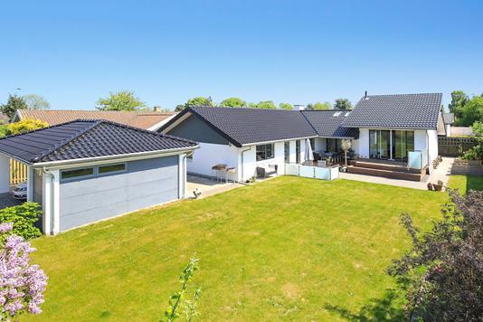 Villa på Køjevænget i Dragør - Ejendommen