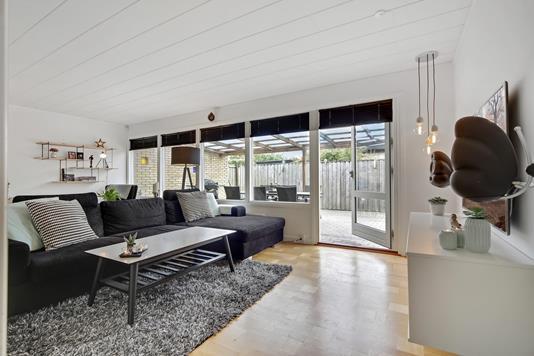 Villa på Zaandam Alle i Dragør - Stue