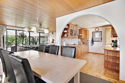 Villa på Weendam Alle i Dragør - Alrum