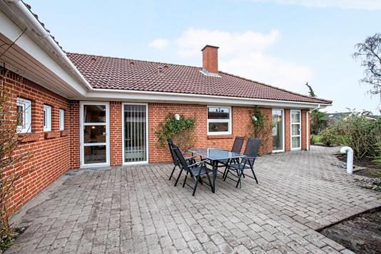 Villa på Alkmaar Alle i Dragør - Ejendom 1
