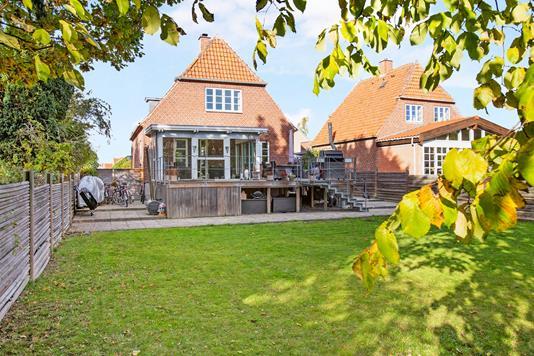 Villa på Saltværksvej i Kastrup - Ejendommen