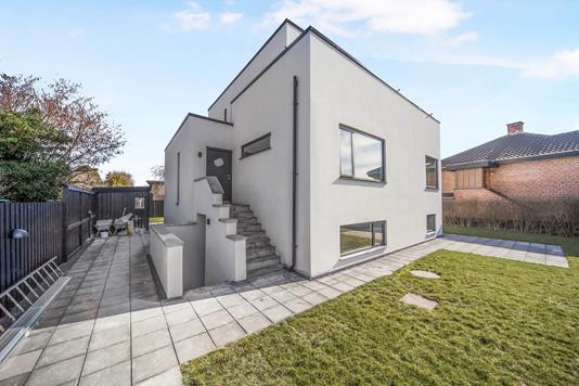 Villa på Belfastvej i København S - Andet