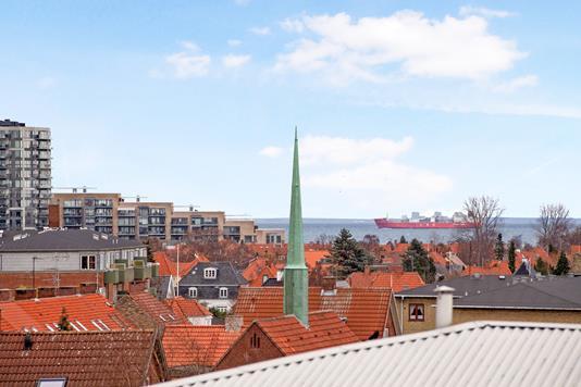Ejerlejlighed på Kastrupvej i København S - Udsigt