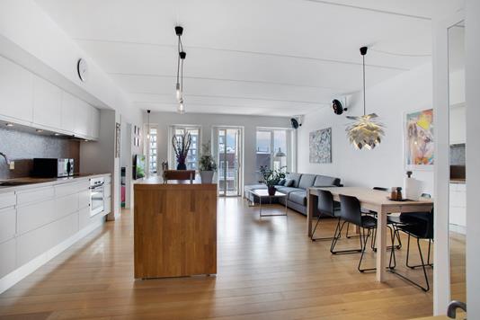 Ejerlejlighed på C.F. Møllers Allé i København S - Andet