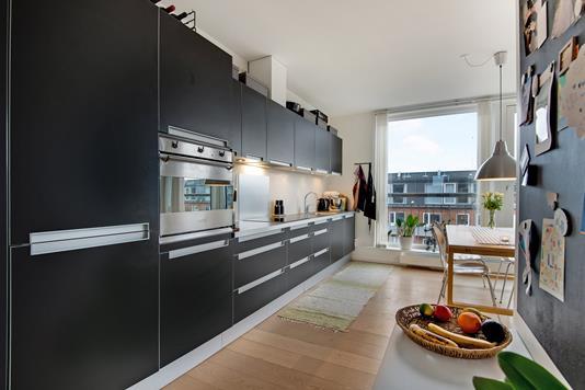 Ejerlejlighed på Dalføret i København S - Køkken