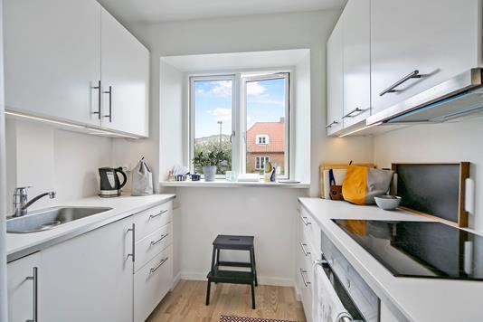 Ejerlejlighed på Sorrentovej i København S - Køkken