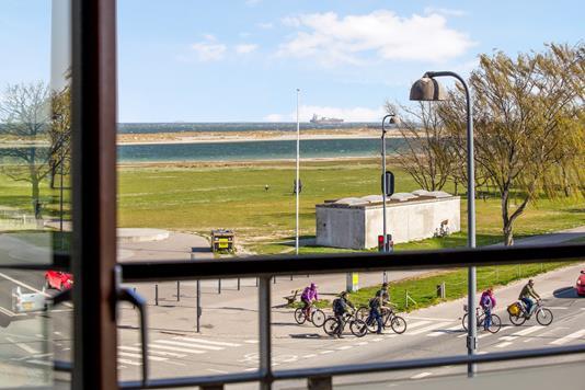 Ejerlejlighed på Sundby Parkvej i København S - Udsigt