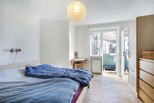 Ejerlejlighed på Frankrigshusene i København S - Værelse