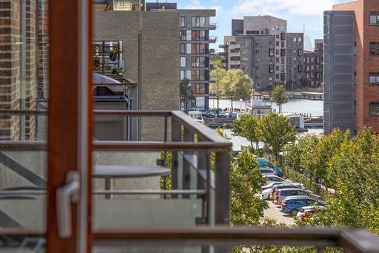 Ejerlejlighed på Teglholm Allé i København SV - Udsigt