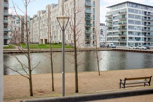 Ejerlejlighed på Islands Brygge i København S - Udsigt