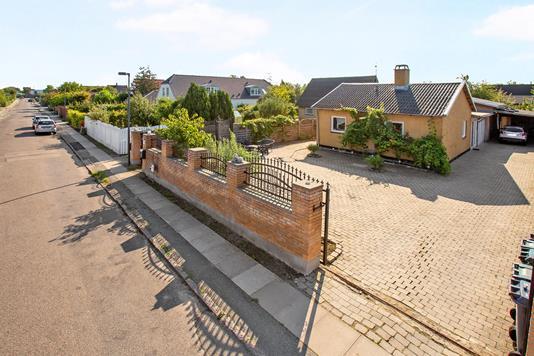 Villa på Vestermarksvej i København S - Ejendommen
