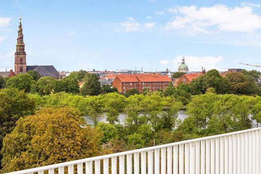 Ejerlejlighed på Markmandsgade i København S - Udsigt