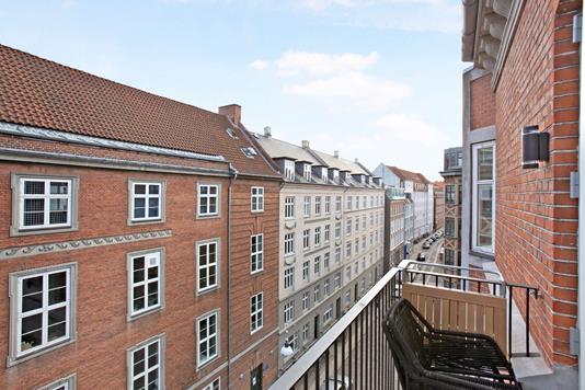 Ejerlejlighed på Anders Henriksens Gade i København S - Udsigt