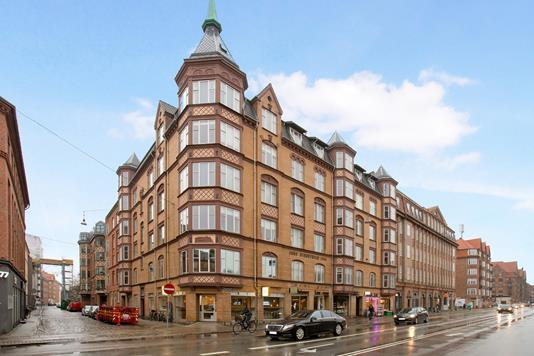 Ejerlejlighed på Norgesgade i København S - Ejendom 1