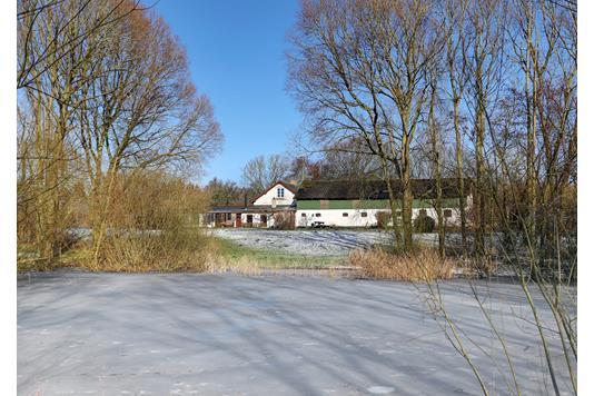 Landejendom på Davrupvej i Eskebjerg - Ejendommen