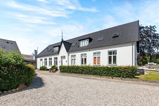 Villa på Rye Gade i Kirke Såby - Andet