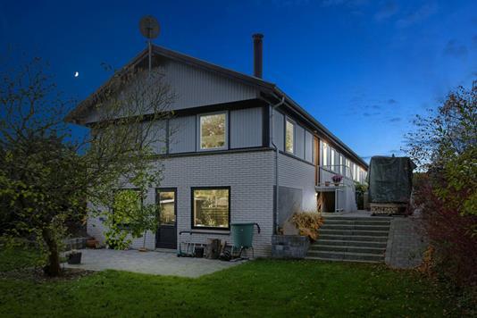 Villa på Langdyssen i Herlev - Ejendommen