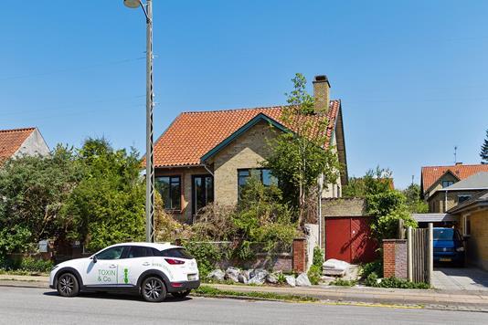 Villa på Brønshøjvej i Brønshøj - Ejendommen