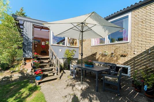 Villa på Augustvej i Søborg - Forsidebillede