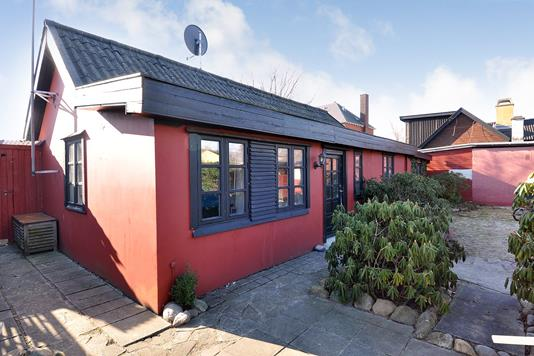 Villa på Birkevang i Brønshøj - Ejendommen
