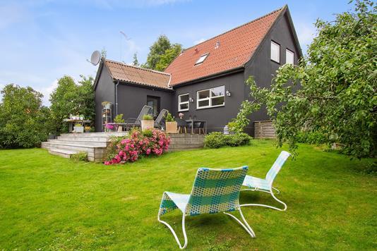 Villa på Kildeløbet i Brønshøj - Ejendommen