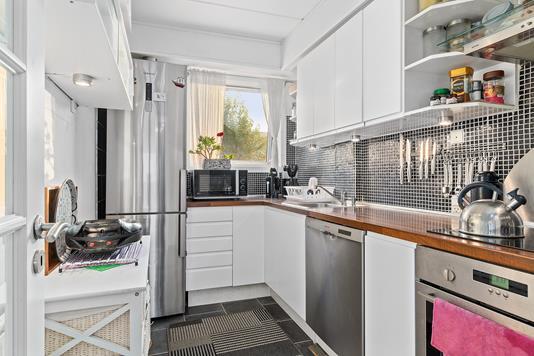 Ejerlejlighed på Pilegårdsvej i Søborg - Køkken