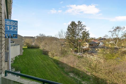 Ejerlejlighed på Åfløjen i Brønshøj - Altan