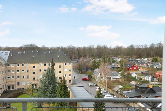 Ejerlejlighed på Frederikssundsvej i Brønshøj - Udsigt