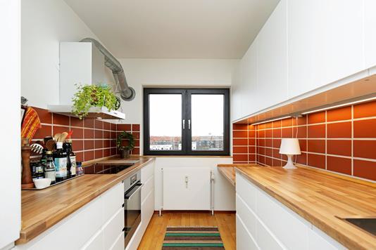 Ejerlejlighed på Vagtelvej i Frederiksberg - Køkken