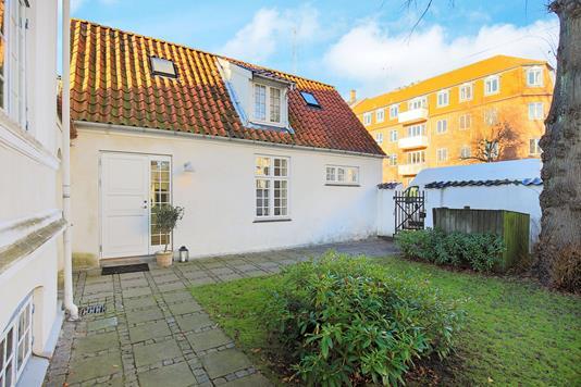 Ejerlejlighed på Amalievej i Frederiksberg C - Ejendommen