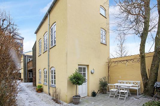 Ejerlejlighed på Holger Danskes Vej i Frederiksberg - Ejendommen