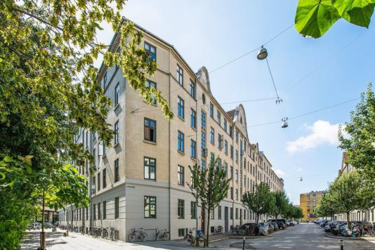 Ejerlejlighed på Munkensvej i Frederiksberg - Ejendommen