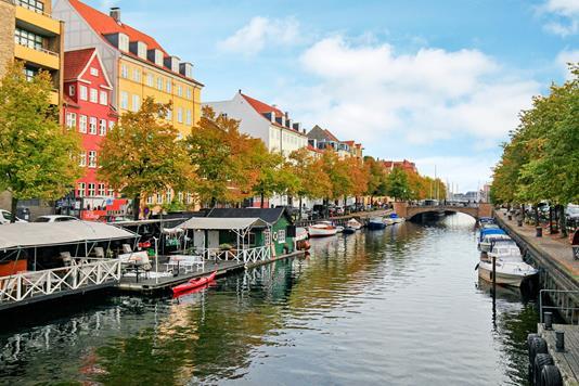 Ejerlejlighed på Wildersgade i København K - Område