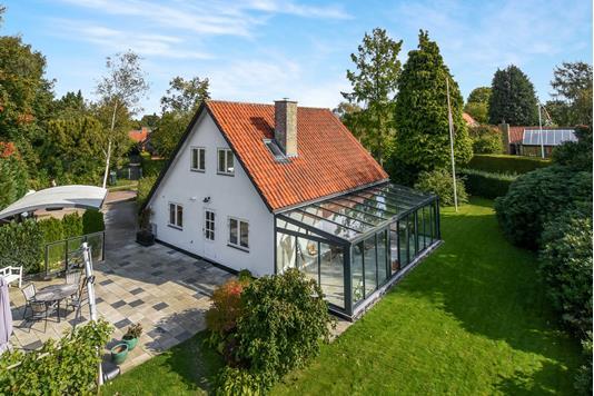 Villa på Furesøvej i Virum - Ejendommen