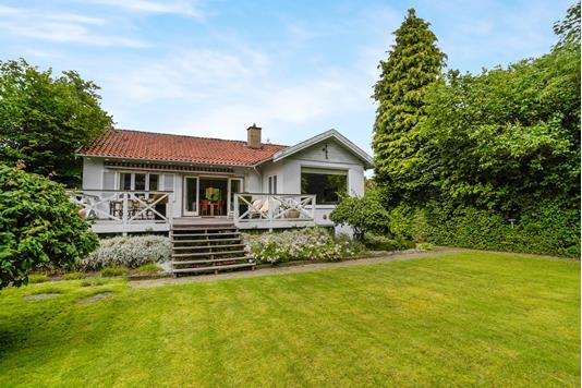 Villa på Digevej i Virum - Ejendommen