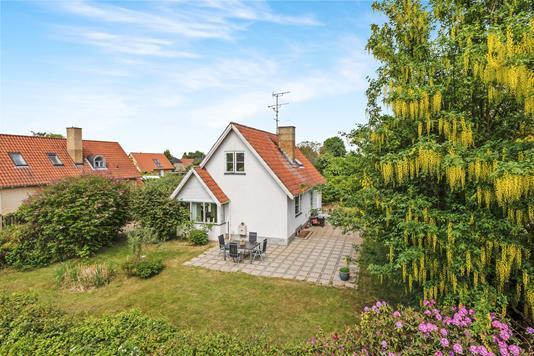 Villa på Furesø Parkvej i Virum - Ejendommen