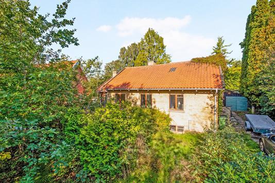 Villa på Vangebovej i Holte - Ejendommen