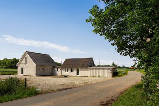 Villa på Winthersmindevej i Ishøj - Set fra vejen