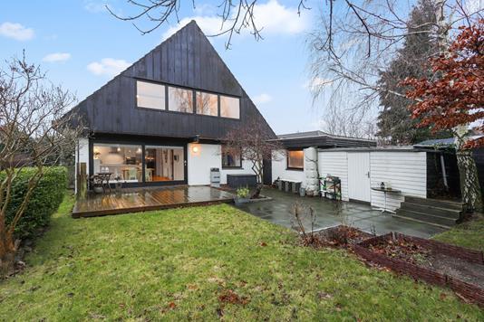 Villa på Søvangs Alle i Ishøj - Hus