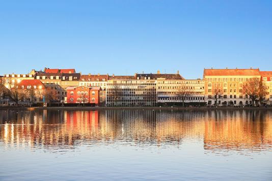 Ejerlejlighed på Nørre Søgade i København K - Område