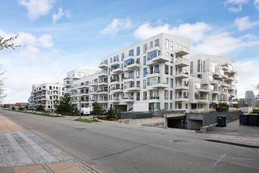 Ejerlejlighed på Havneholmen i København V - Ejendommen
