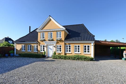 Villa på Odensevej i Middelfart - Ejendommen