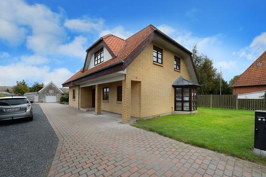 Villa på Gl Møllevej i Middelfart - Ejendommen