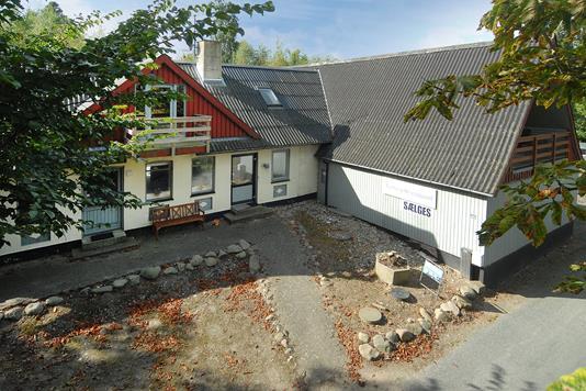 Villa på Varbjergvej i Brenderup Fyn - Mastefoto